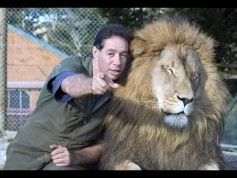 Craig Busch Help The Lion Man Craig Busch return to Zion Wildlife Gardens