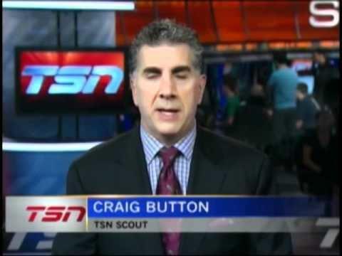 Craig Button 2012 Draft Preview with TSN39s Craig Button YouTube