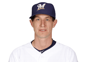 Craig Counsell Craig Counsell Stats ESPN