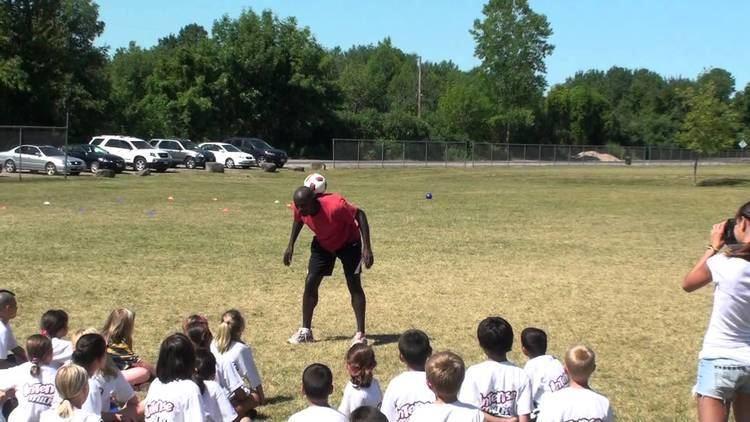 Craig Demmin Craig Demmin Soccer Camp 2011 YouTube
