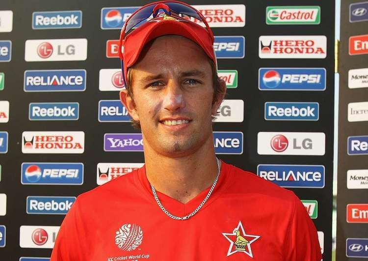 Craig Ervine wikipedia biography profile info cricket career
