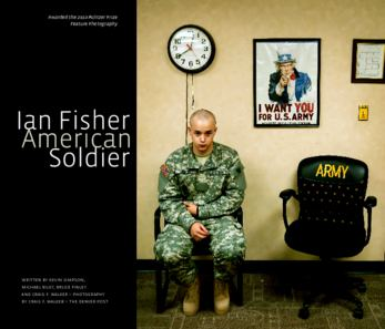 Craig F. Walker Ian Fisher American Soldier by Craig F Walker Kevin