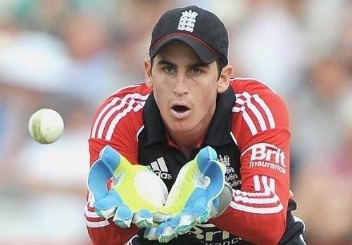 Craig Kieswetter (Cricketer) playing cricket