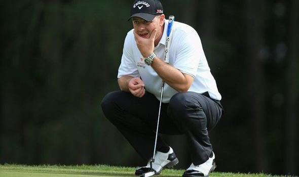 Craig Lee Golf Craig Lee misses out on Euro success Other Sport Express