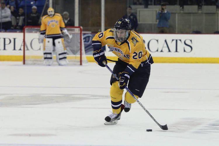 Craig Martin (ice hockey) Craig Martin scores first collegiate goal mens ice hockey advances