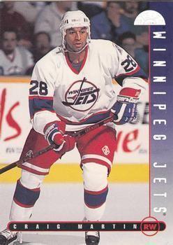 Craig Martin (ice hockey) Craig Martin Gallery The Trading Card Database