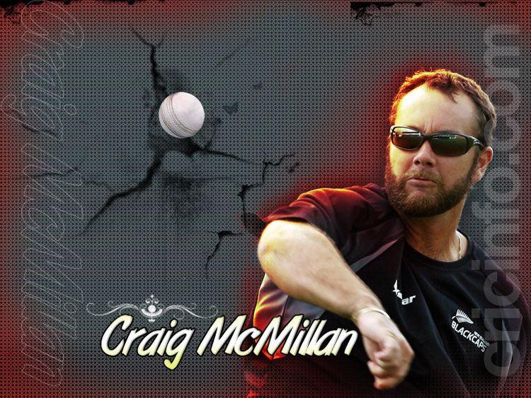 Craig McMillan (Cricketer)