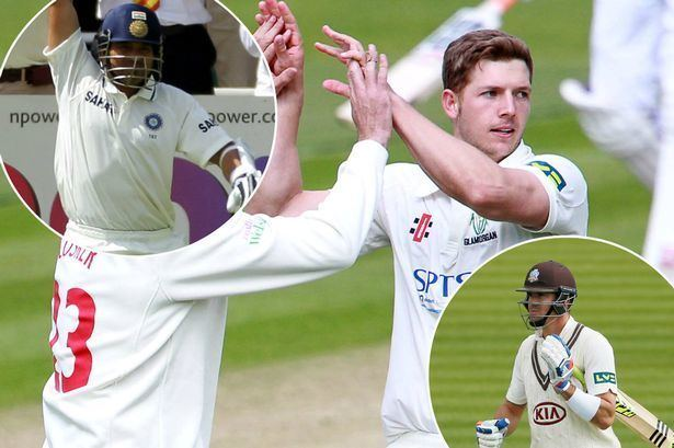 Craig Meschede Who is Craig Meschede The little known Glamorgan bowler