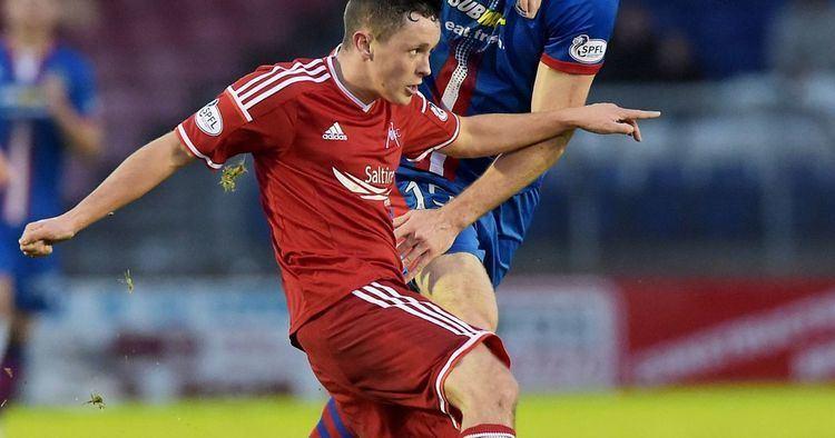 Craig Murray (footballer) Aberdeen starlet Craig Murray joins Ian McCalls Ayr United