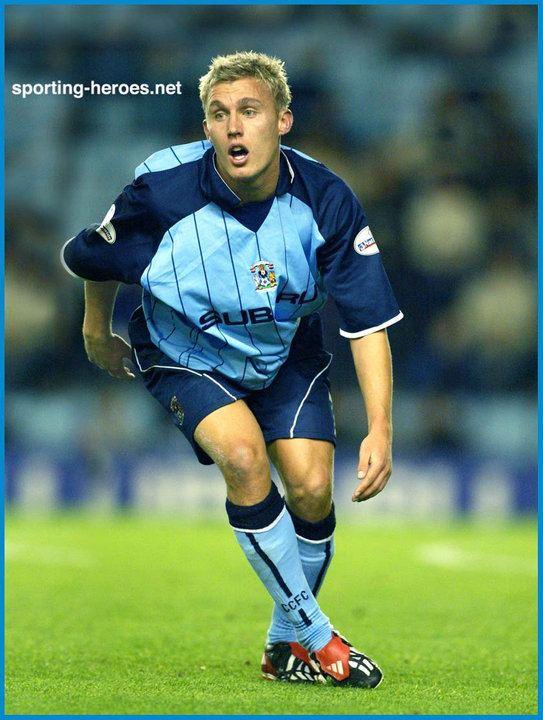 Craig Pead Craig PEAD League appearances Coventry City FC