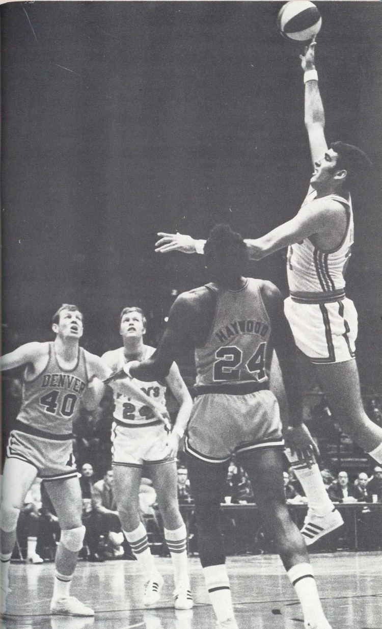 Craig Raymond ABA American Basketball Association PlayersCraig Raymond