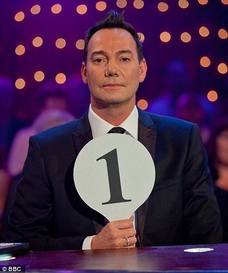 Craig Revel Horwood Craig Revel Horwood reveals how he dropped TWO cup sizes