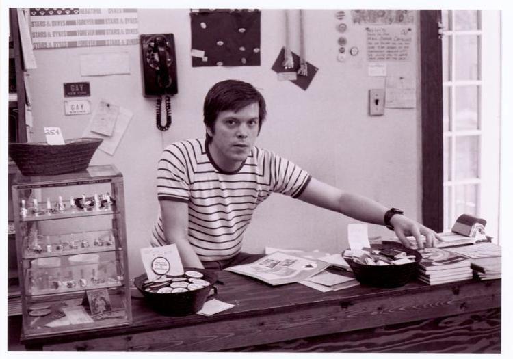 Craig Rodwell Gay liberation Researching Greenwich Village History