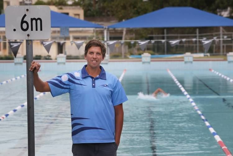 Craig Stevens (swimmer) Olympic swimmer Craig Stevens turns to coaching at Sans Souci