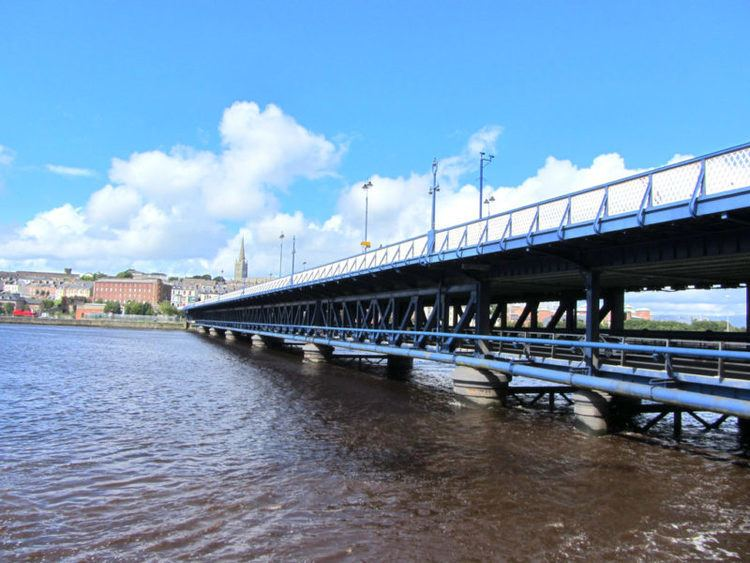 Craigavon Bridge curiousirelandiewpcontentuploads201401IMG7