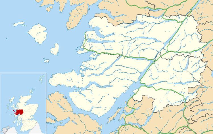 Cranachan, Lochaber