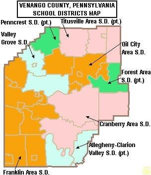 Cranberry Area School District