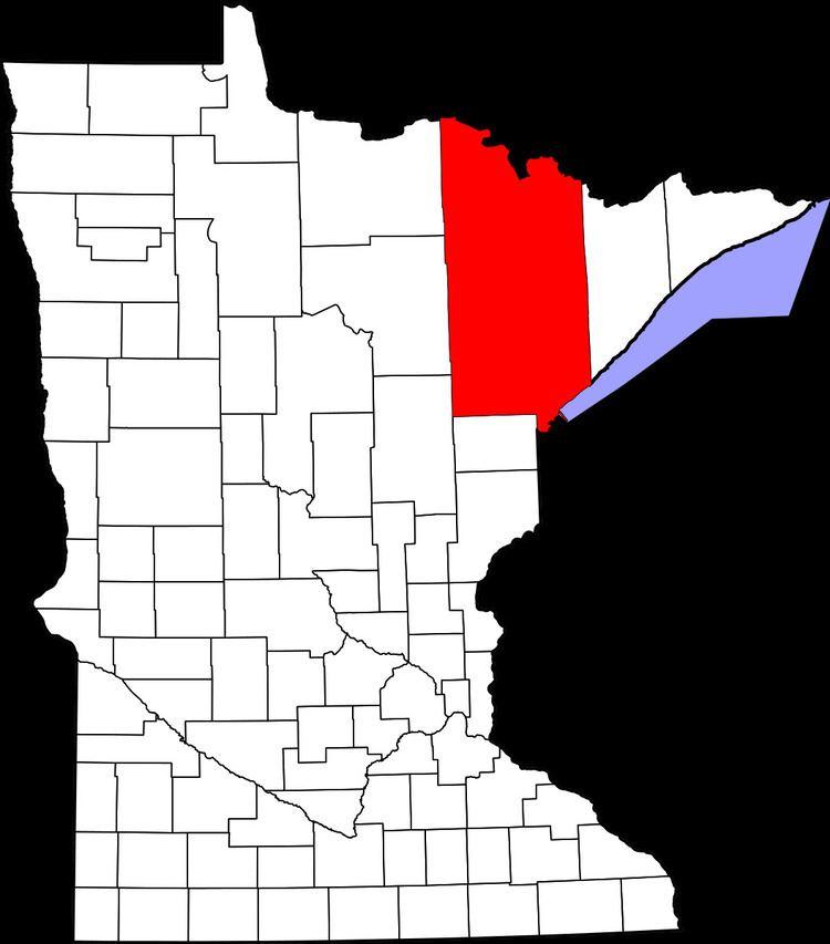 Crane Lake Township, St. Louis County, Minnesota