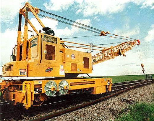 Crane (rail)