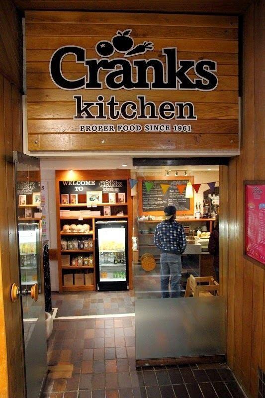 Cranks (restaurant) Deb39s Dust Bunny The Cream Tea at Cranks Kitchen