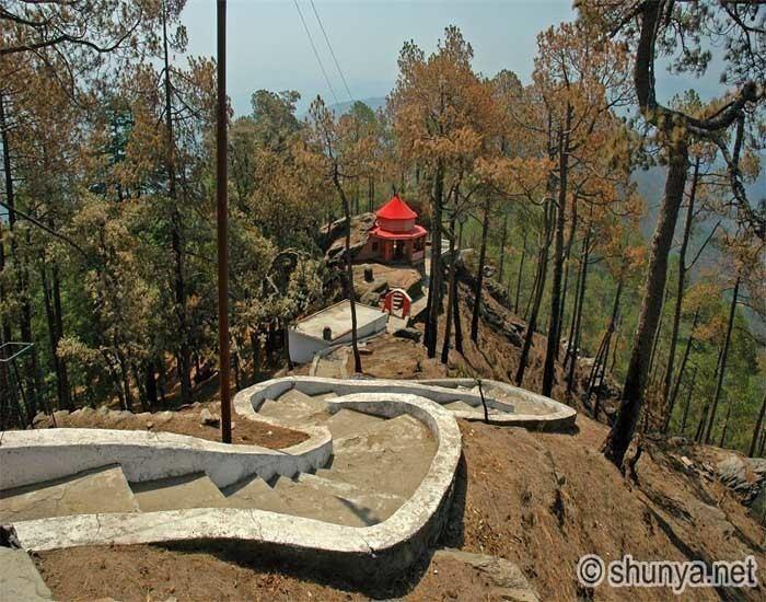 Crank's Ridge Visit Uttarakhnad With Us Kasar Devi Hotels and Resorts An