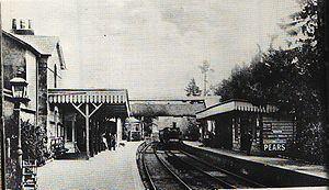 Cranleigh railway station httpsuploadwikimediaorgwikipediacommonsthu