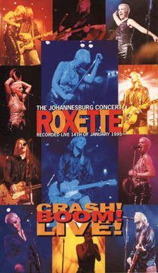 Crash! Boom! Live! movie poster