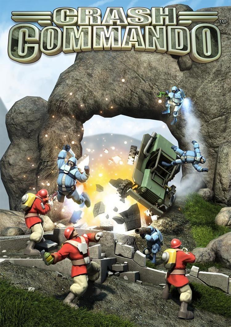 Crash Commando staticgiantbombcomuploadsoriginal8842902724
