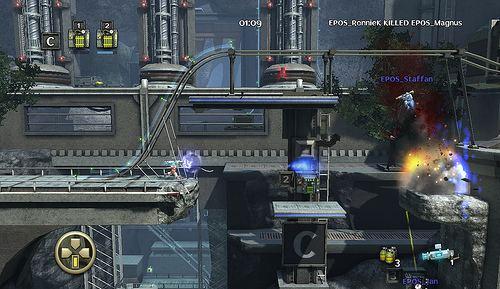 Crash Commando Crash Commando Coming Soon to PSN PlayStationBlog