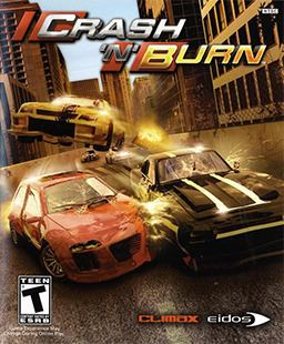 Crash 'n' Burn (2004 video game) Crash 39n39 Burn 2004 video game Wikipedia