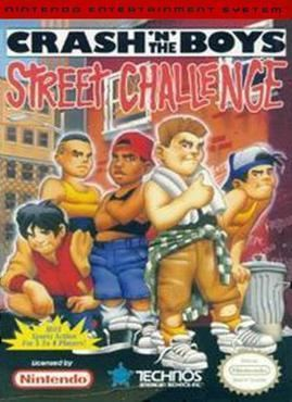 Crash 'n' the Boys: Street Challenge httpsuploadwikimediaorgwikipediaen22aCra