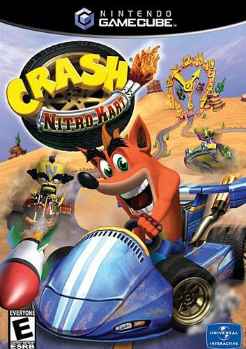 Crash Nitro Kart Crash Nitro Kart GameCube IGN