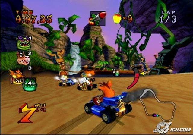 Crash Nitro Kart Crash Nitro Kart Europe EnFrDeEsItNl ISO lt PS2 ISOs