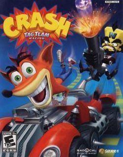 Crash Tag Team Racing Crash Tag Team Racing Wikipedia