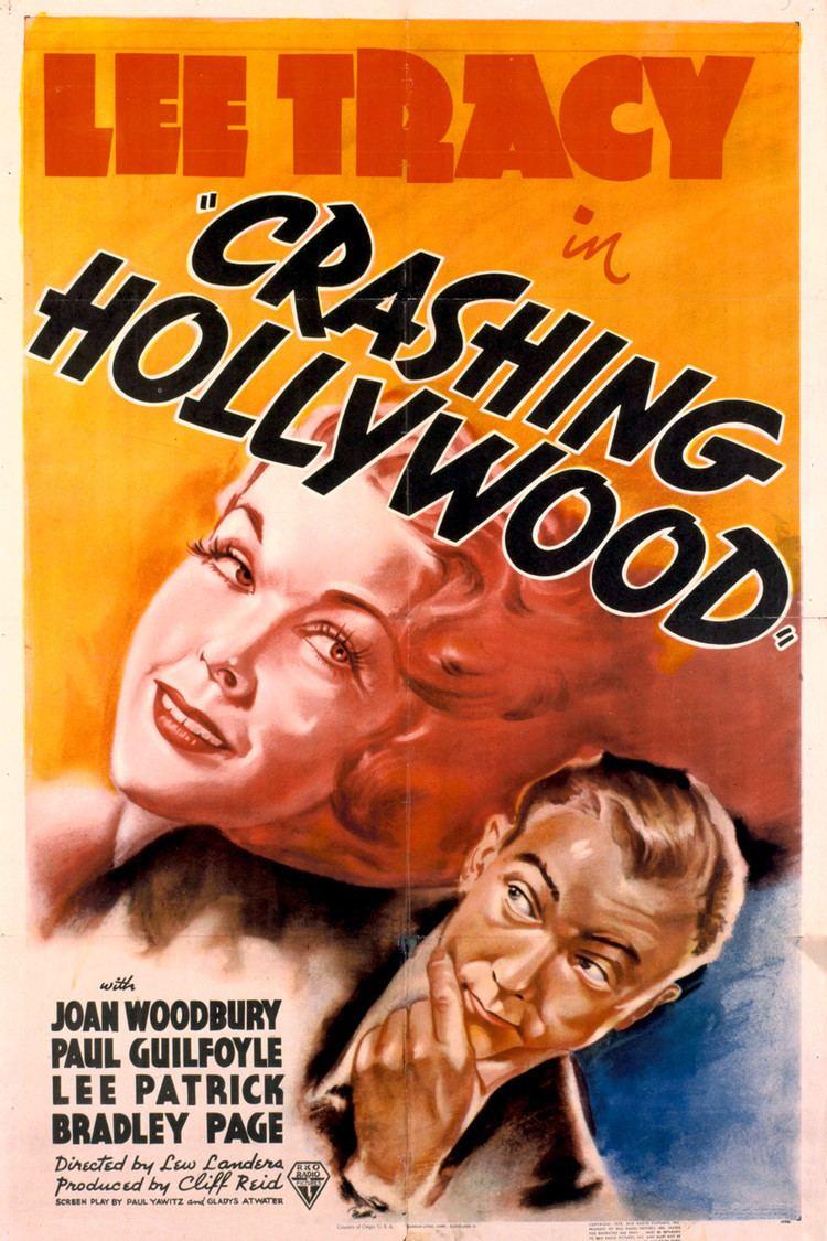 Crashing Hollywood (1938 film) wwwgstaticcomtvthumbmovieposters44661p44661