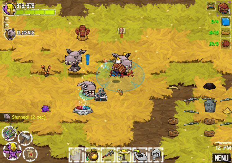 Crashlands Crashlands is a wonderfullybizarre actionRPG worthy of your