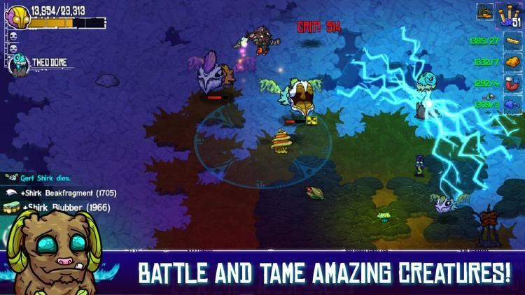 Crashlands Crashlands Android Apps on Google Play