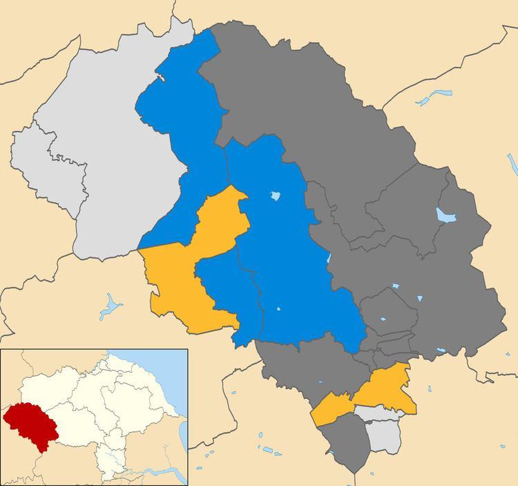 Craven District Council election, 2006