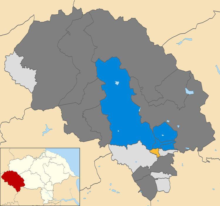 Craven District Council election, 2011