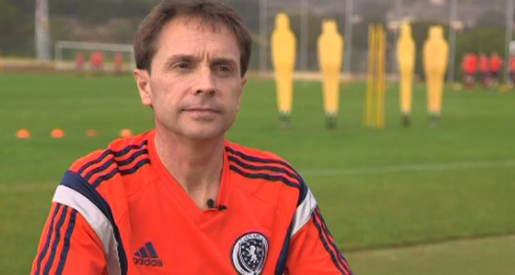 Crawford Allan Crawford Allan admits referees in Scotland could explain their