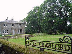 Crawford Castle Crawford Castle Wikipedia