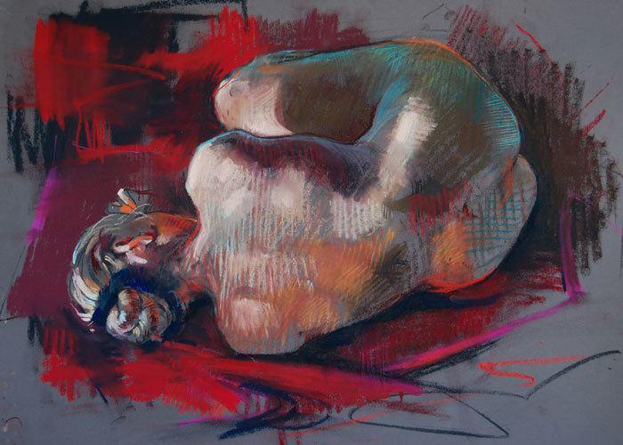 Crawfurd Adamson Alison Lambert Jill George Gallery Contemporary Art