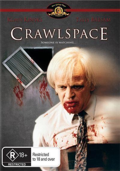 Crawlspace (1986 film) Crawlspace USA 1986 HORRORPEDIA