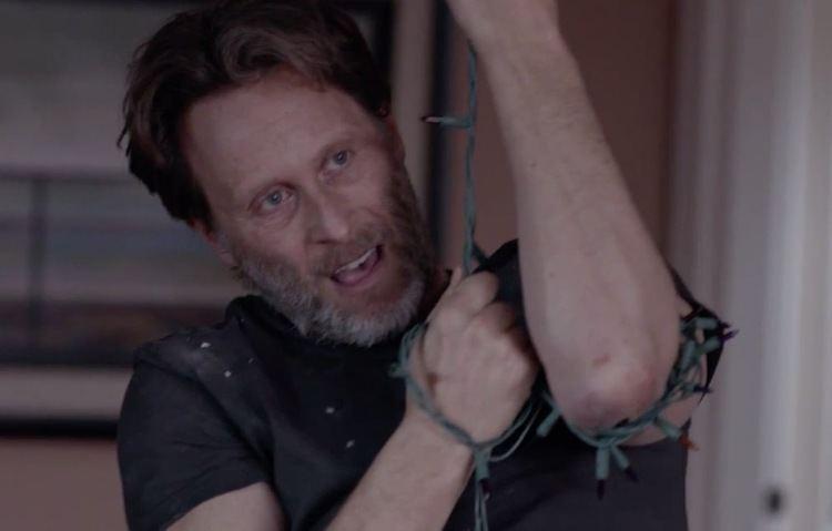 Crawlspace (2013 film) David Koechner Finds Death In the Crawlspace Clip Bloody