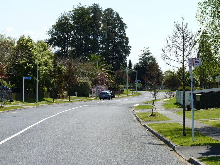 Crawshaw, New Zealand