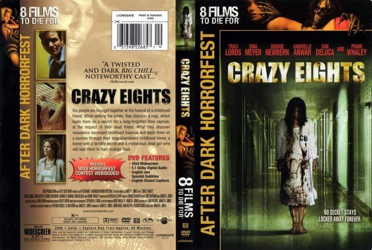 Crazy Eights (film) Crazy Eights Movie DVD Scanned Covers 2007 horrorfest crazy 8s