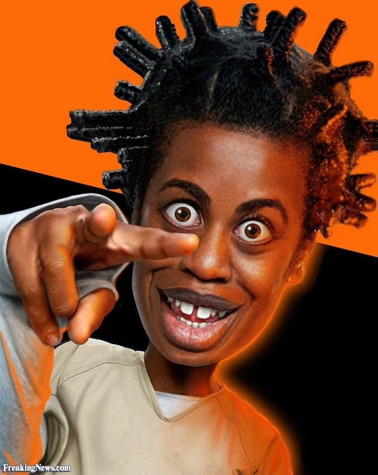Crazy Eyes (character) Suzanne quotCrazy Eyesquot Warren Pictures Freaking News
