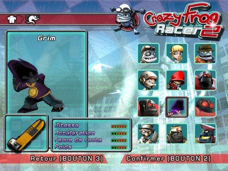Crazy Frog Racer 2 Crazy Frog Racer 2 Ekran Görüntüleri Sony Playstation 2 Iso Bölgesi