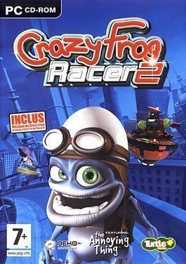 Crazy Frog Racer 2 Çılgın Kurbağa Yarışı 2 Wikipedia