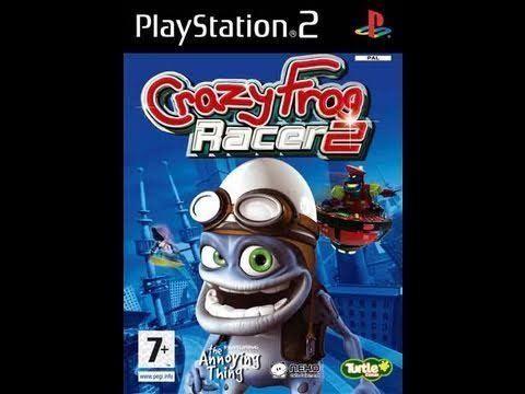 Crazy Frog Racer 2 GYCW Crazy Frog Yarışçı 2 PS2 YouTube